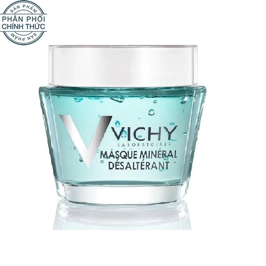 Mã Khuyến Mại Mặt Nạ Khoang Chất Vichy Quenching Mineral Mask 75Ml