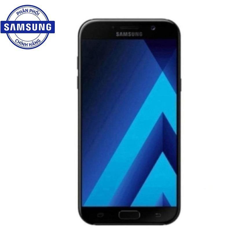 Chiết Khấu Sản Phẩm Samsung Galaxy A7 2017 32Gb Đen Hang Phan Phối Chinh Thức