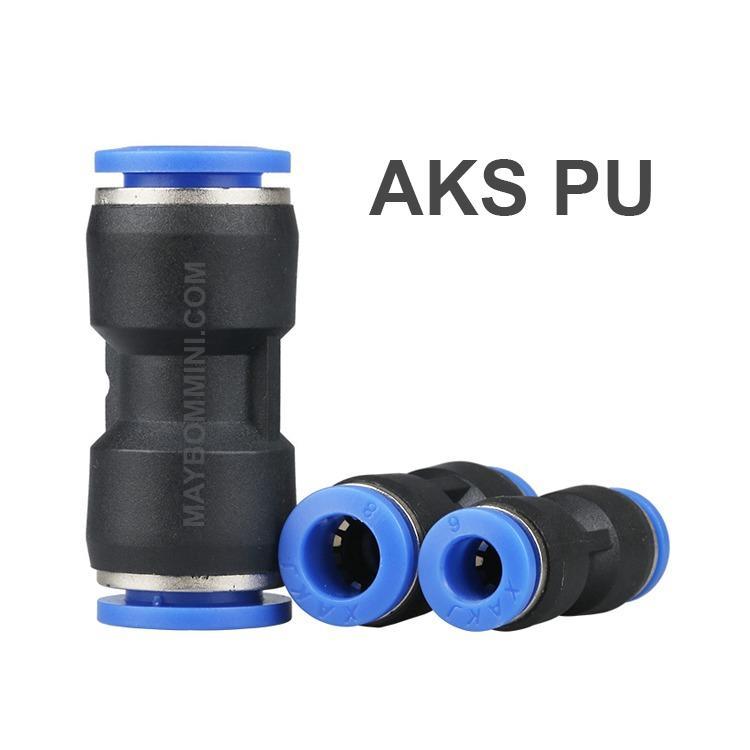 Hình ảnh Nối nhanh AKS thẳng PU-08 bộ 5 cái