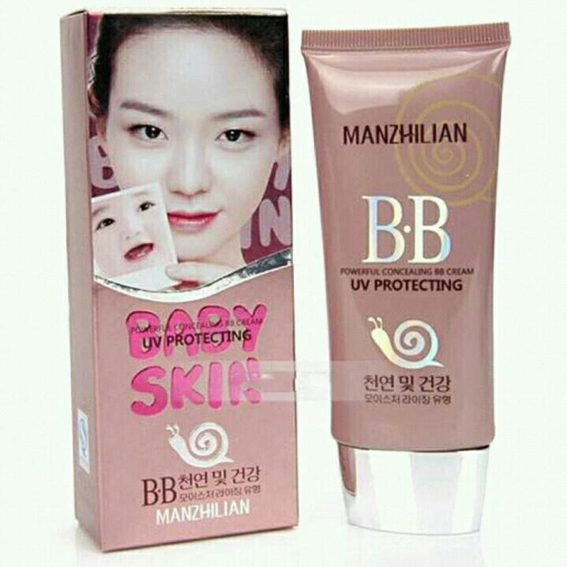 Kem BB Cream Baby Skin Manzhilian Hàn Quốc 50ml cao cấp