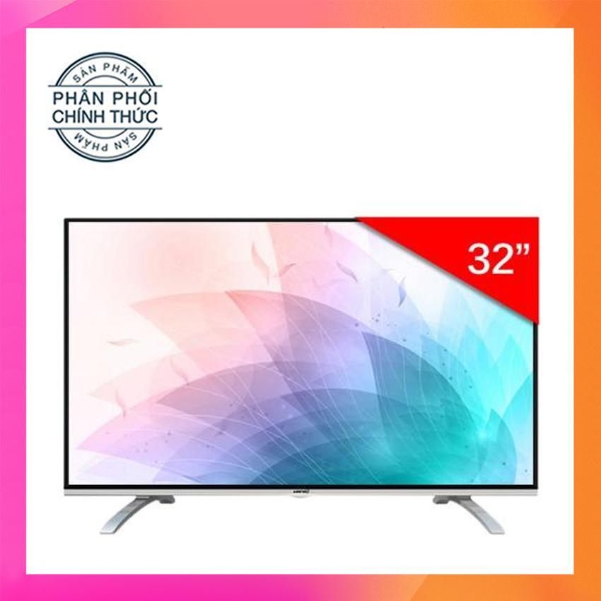 Hình ảnh Tivi Led Asanzo 32 inch HD - Model 32AT120 (Đen) Tích hợp DVB-T2