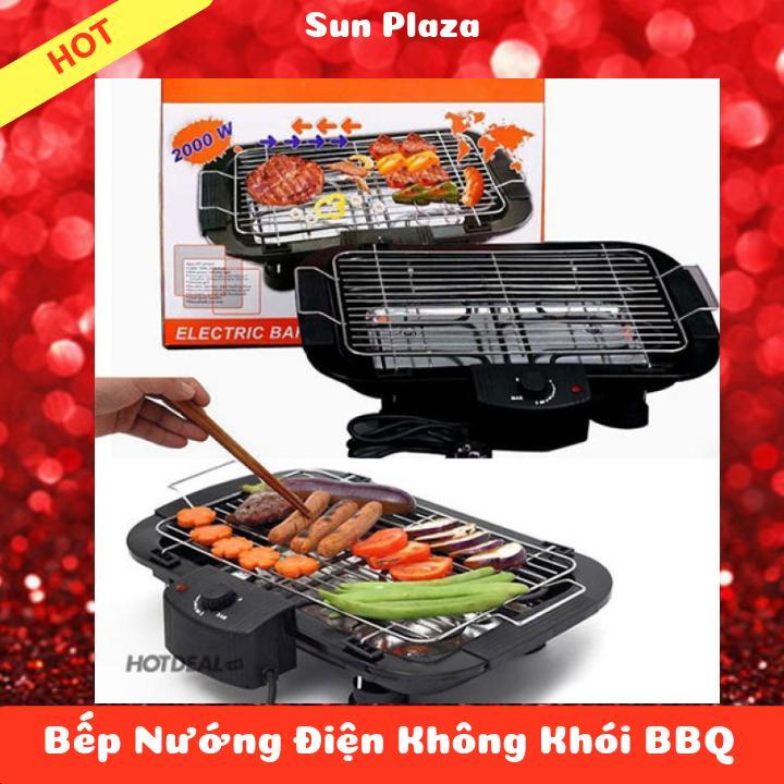Bếp Nướng Điện Không Khói BBQ ( shop còn chuyên cung cấp: máy xay, máy đánh trứng cầm tay, kệ để lò vi sóng..v.v.v...)
