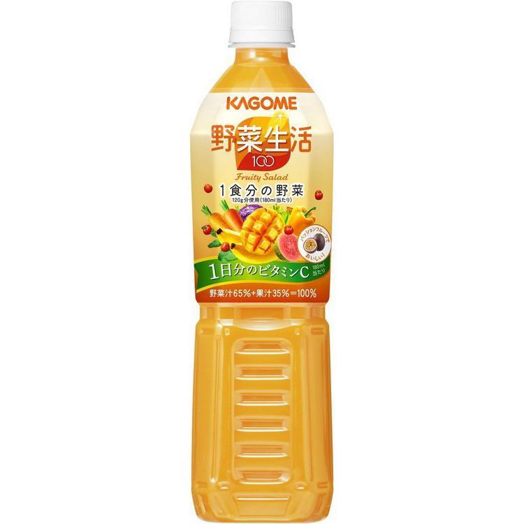 Nước ép rau củ quả nguyên chất Kagome Fruity Salad 720ml Nhật Bản
