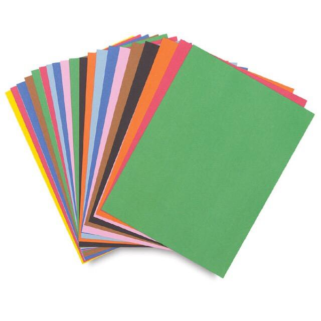 Mua Combo 100 giấy gấp origami khổ a4