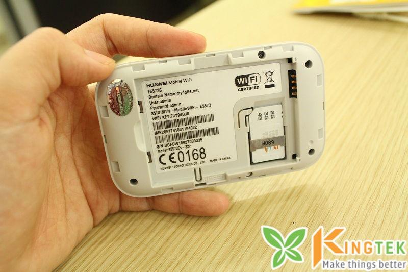 Bộ phát wifi từ sim 4G Huawei E5573C