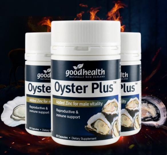 Tinh chất hàu Oyster 60 viên (nhập khẩu Úc)