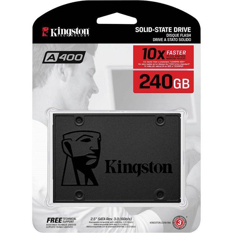 Hình ảnh Ổ Cứng SSD Kingston SUV400 120G