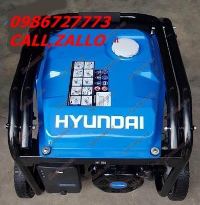Máy phát điện Hyundai GS 35000 (2.7KW), máy nổ hyundai, máy phát điện công suất 2,7kw