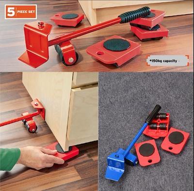 [Hàng Xịn] Dụng cụ nâng và di chuyển dụng cụ đồ đạc gia đình  - Bảo Hàng 1 Đổi 1