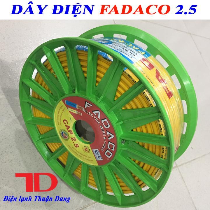 Dây điện FADACO 2.5