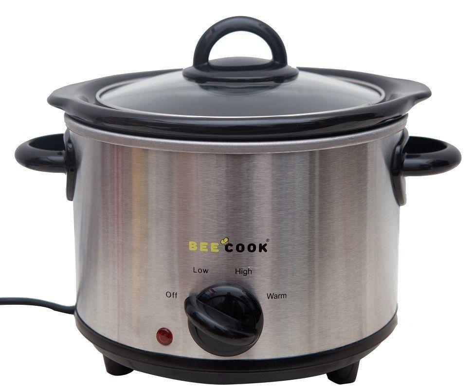 Nồi Nấu Chậm Đa Năng 2.5 Lít BBcooker Baby Slow Cooker Hàn Quốc