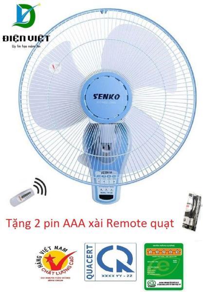 Quạt treo remote Senko TR1683 - Điện Việt
