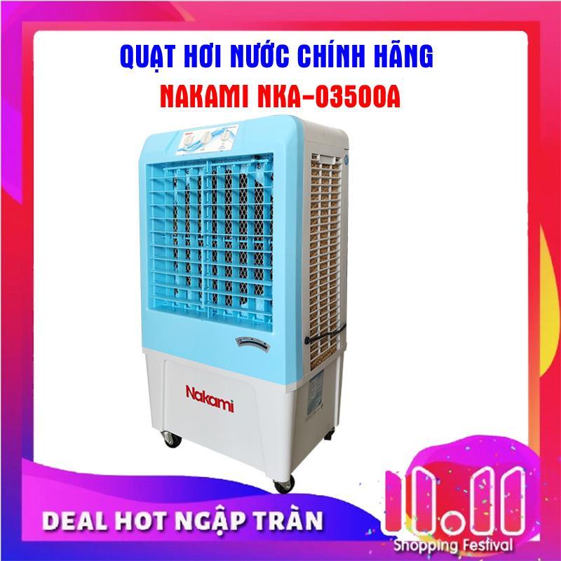 Quạt điều hòa, hơi nước, làm mát không khí NAKAMI 03500A ( 2018 )