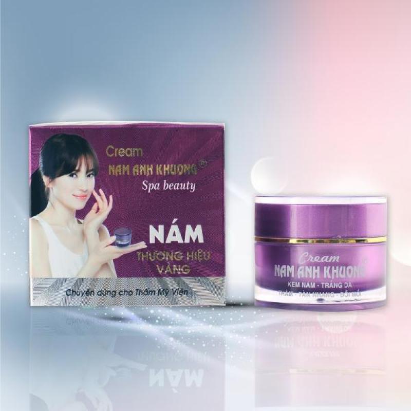 Mỹ phẩm - Kem trị Nám - Tàn nhang - Đồi mồi - Chống nắng Cream NAM ANH KHƯƠNG VIP (12g) nhập khẩu