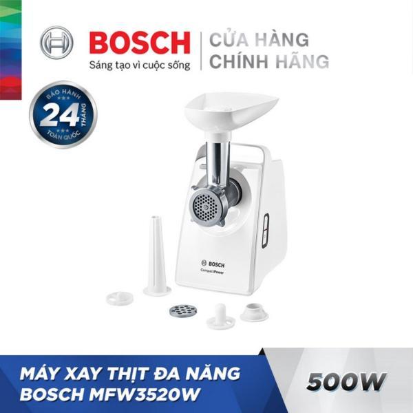 Máy xay thịt đa năng Bosch MFW3520W