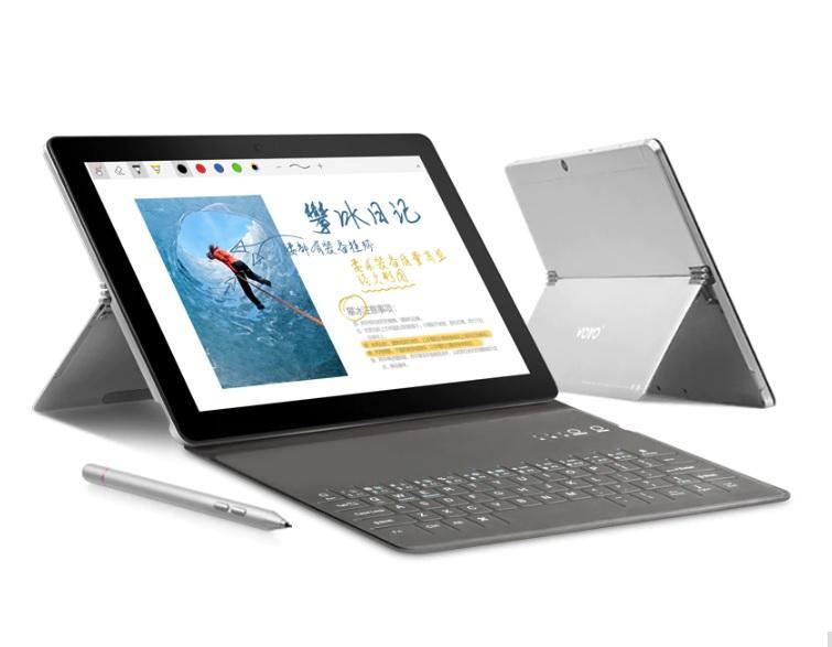 Hình ảnh Tablet Voyo I8 Max 4 GB ram 64 GB Rom 10.1 inch 1920*1200 IPS Android 7.0