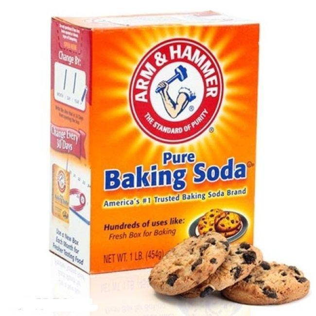 Hình ảnh Bột Đa Dụng Pure Baking Soda Arm & Hammer 454g