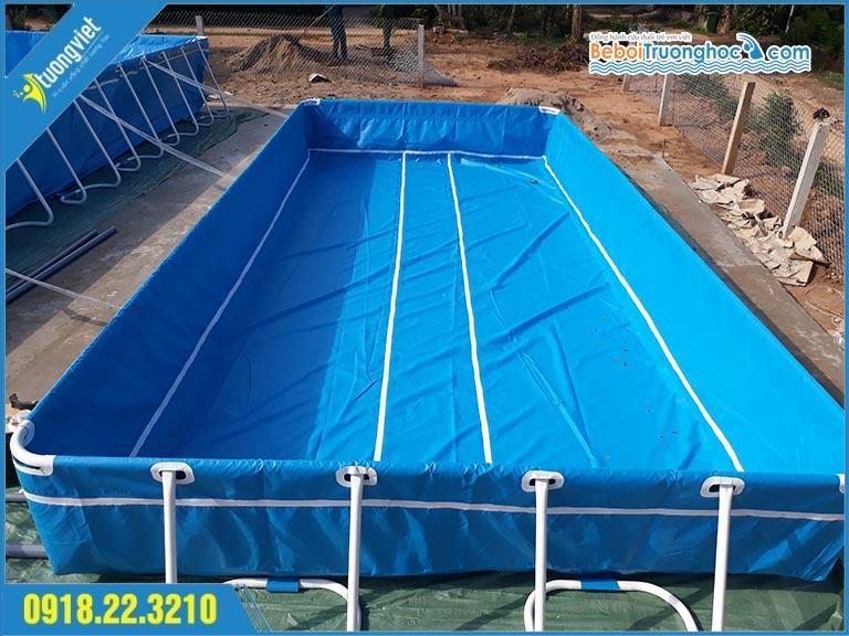 Bể Bơi Di Động Ý Tưởng Việt 306m2