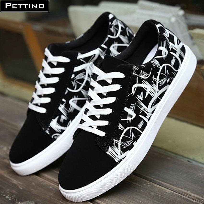 Giày nam sneaker 2019 - Pettino gv07