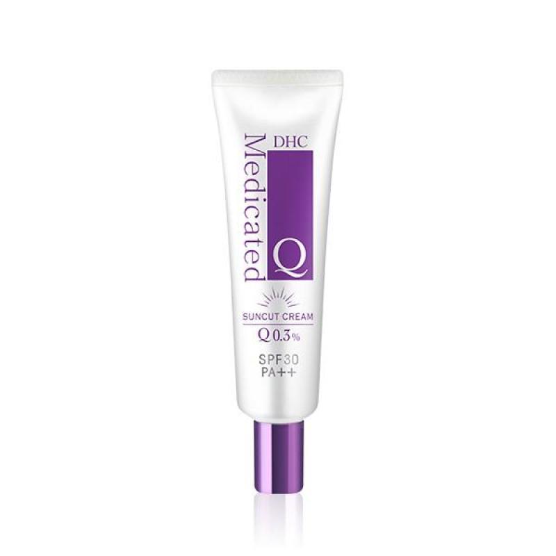 Kem Chống Nắng Siêu Năng DHC Q Suncut Cream