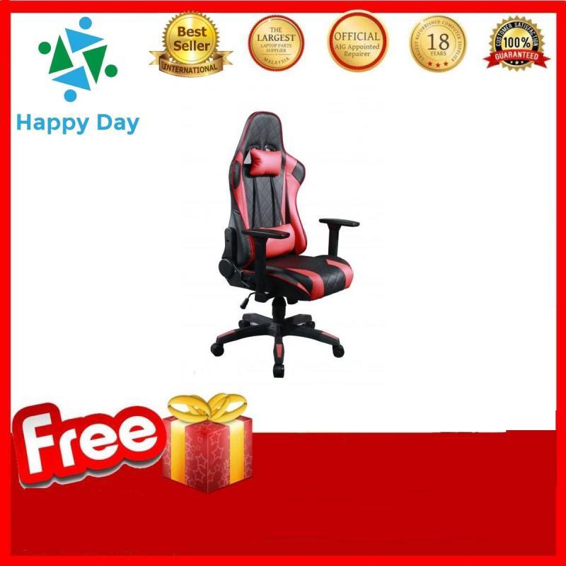 Ghế Chơi Game VIP Cao Cấp, Cần Gạt Ngã Lưng, Chân Xoay HPD-Z2532TX giá rẻ