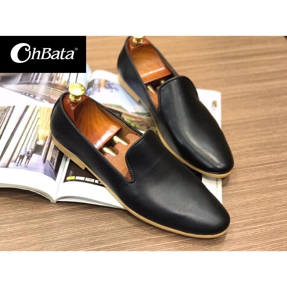 Hình ảnh Giày Tây Công Sở Nam Lịch Lãm OHS404