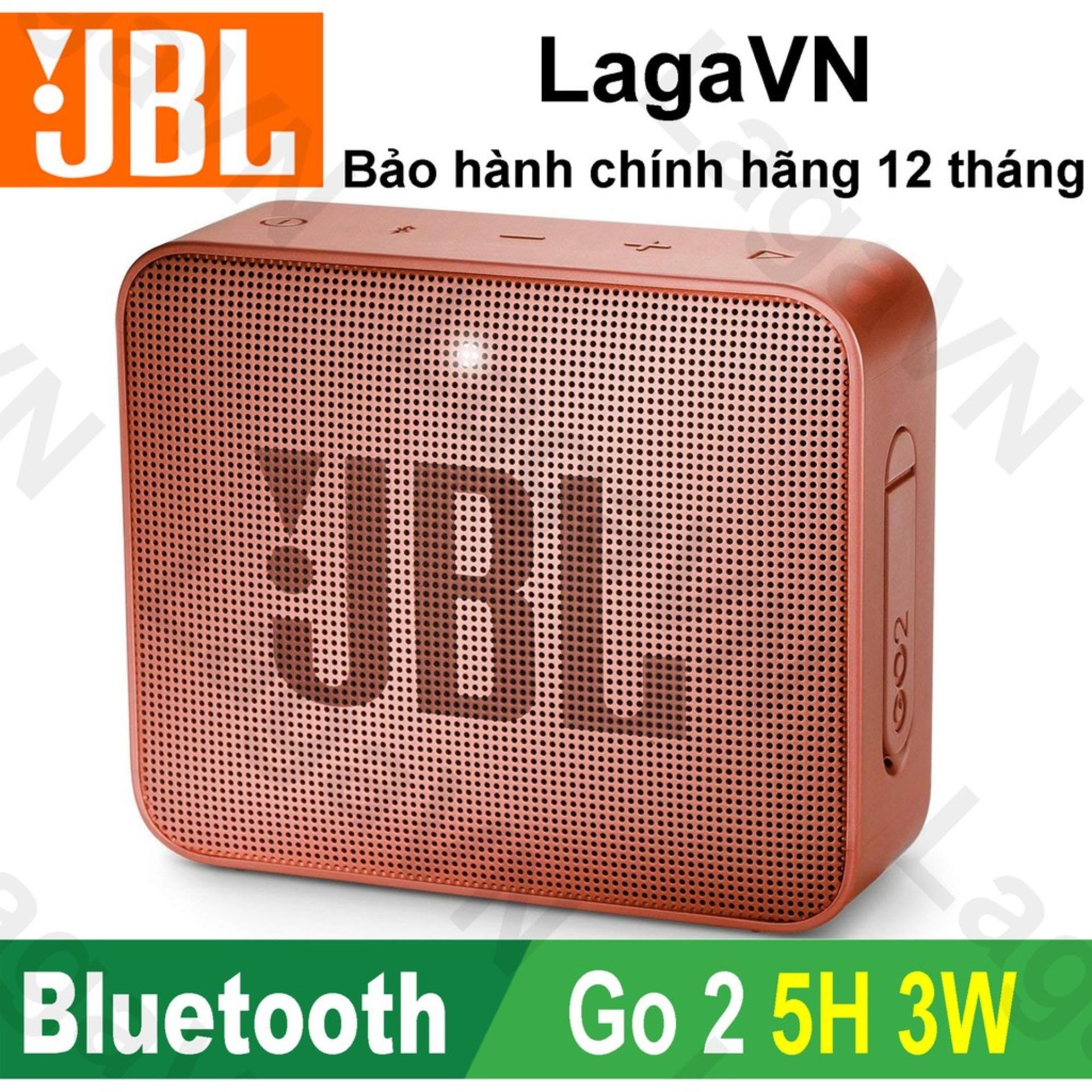 Loa Di động Bluetooth JBL Go 2 - JBLGO2 - LAGA Giá Cực Ngầu