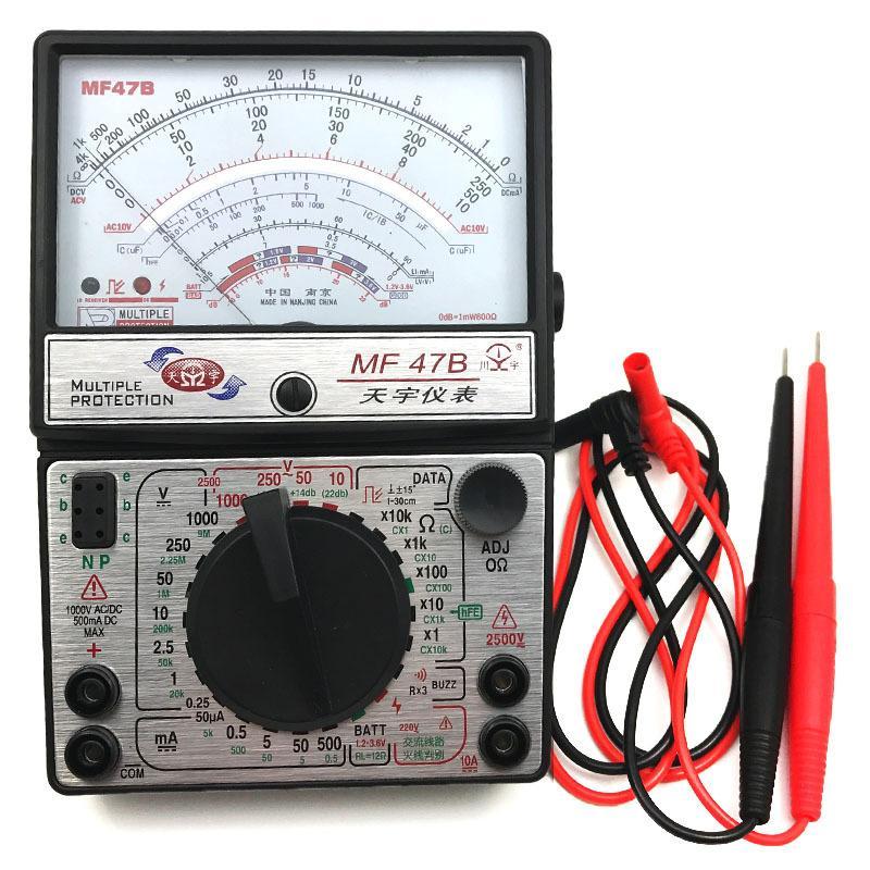 Đồng hồ kim VOM đa chức năng MF47B chất lượng