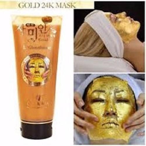 Gel Lột Gold Vàng 24K L-Glutathione