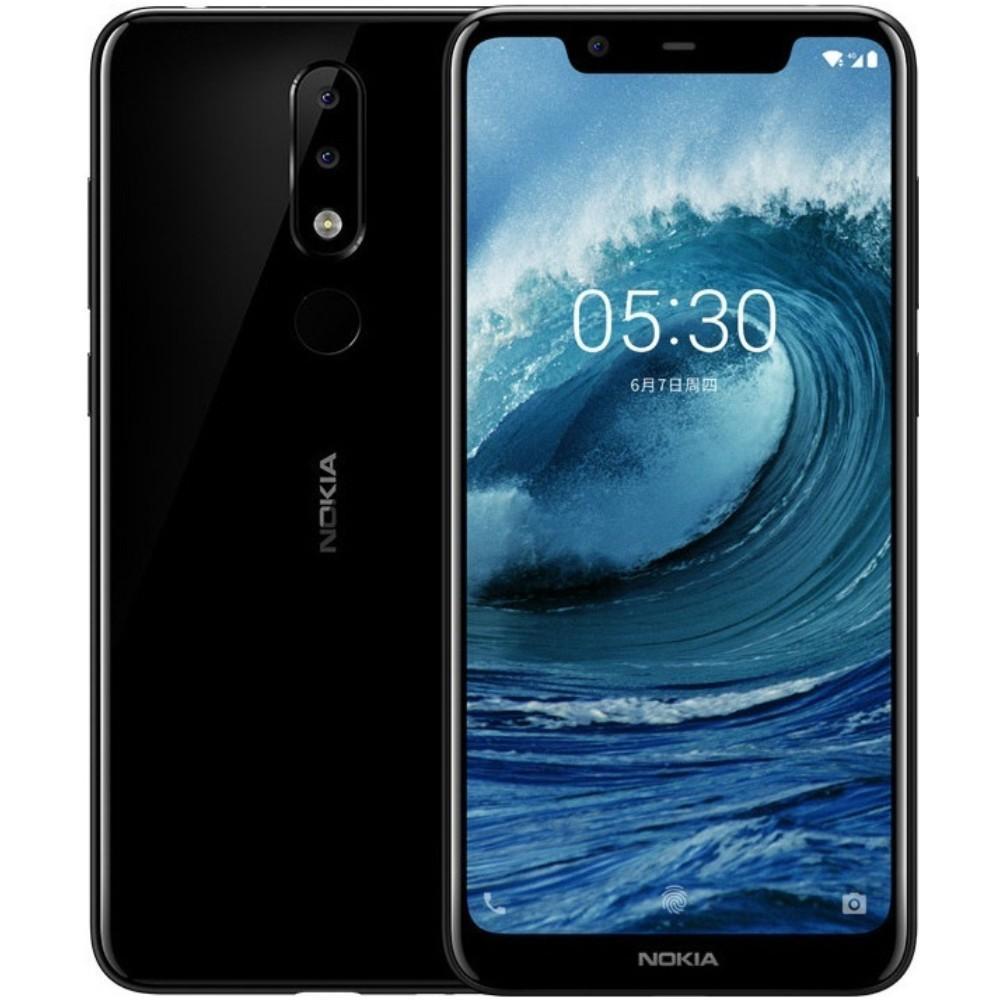 Hình ảnh Nokia X5, NokiaX5, Nokia X 5 tai thỏ 2018 32GB Ram 3GB Kim Nhung - Hàng nhập khẩu