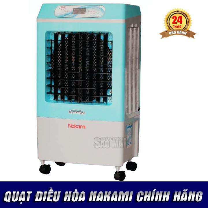 Quạt điều hòa hơi nước làm mát không khí NAKAMI NKA-03500C ( 2018 )