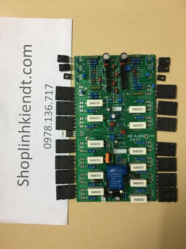 Board công suất CA12 700W 1 kênh