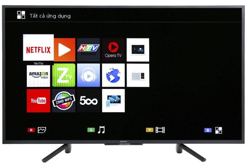 Bảng giá Smart Tivi Sony 43 inch KDL-43W660F Mới 2018