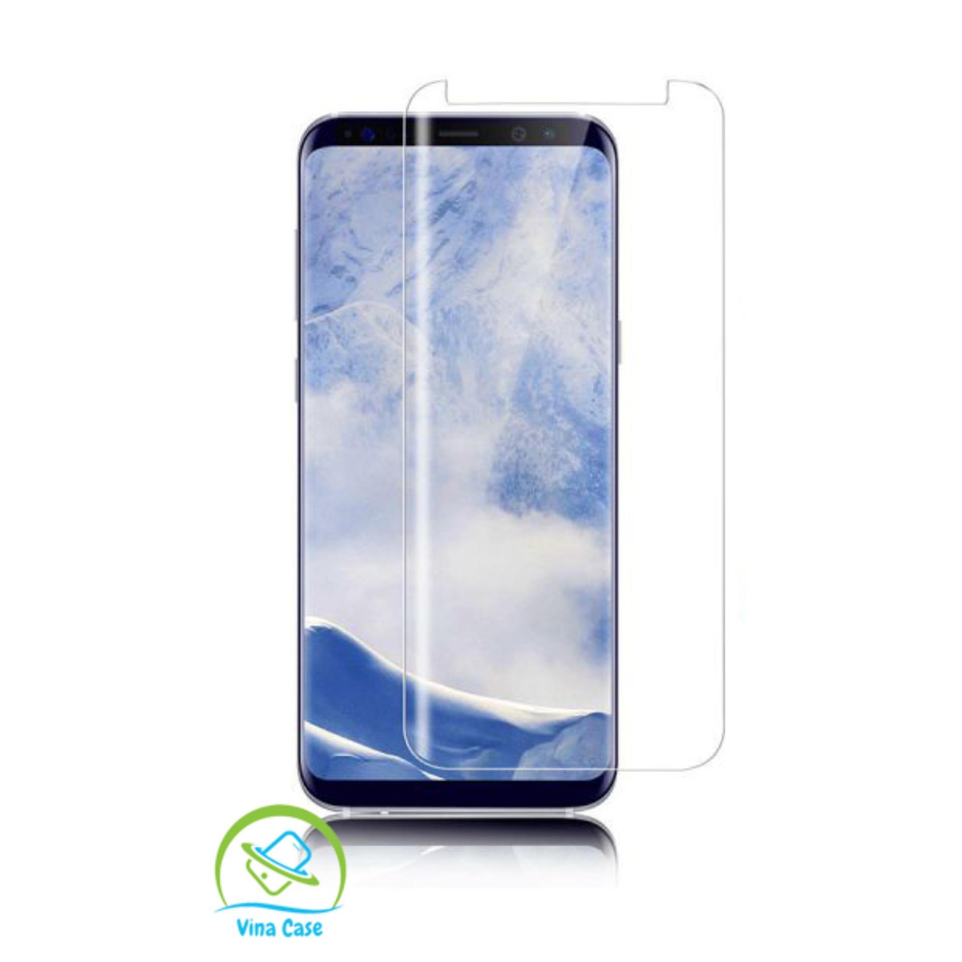 Hình ảnh Cường lực Full keo UV cho Samsung Note 9 - Màu trong suốt