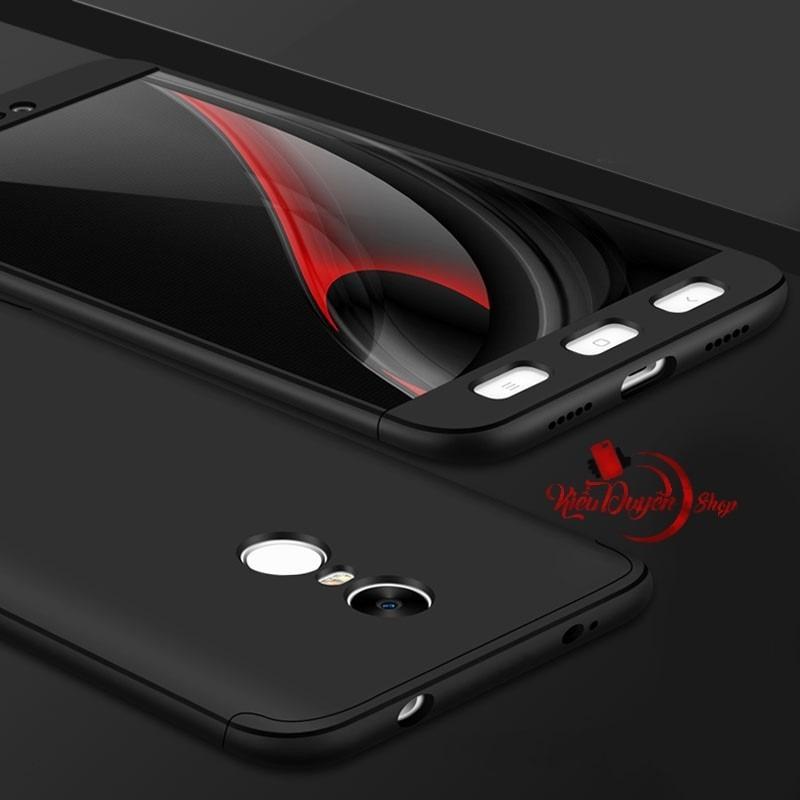 Hình ảnh Ốp lưng Xiaomi Redmi Note 4,Note 4X (Chip Snapdragon 625) bảo vệ 360 Độ hiệu GKK