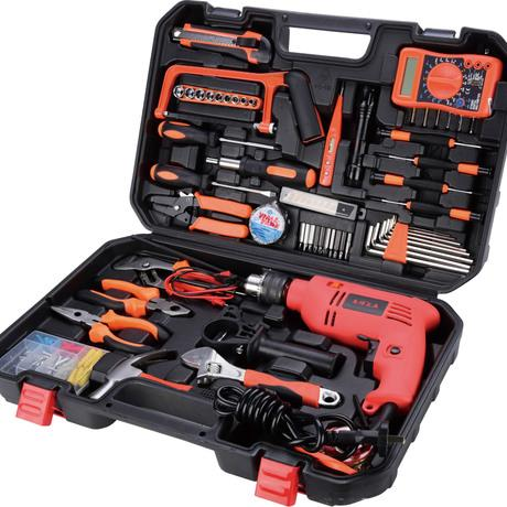 Bộ dụng cụ sửa chữa bảo trì đa năng 128 món Lahutech