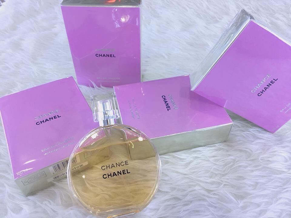 Nước hoa Chanel Chance EDT 100ml