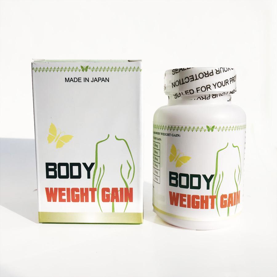 Hình ảnh Thực phẩm chức năng tăng cân nhật bản - BODY WEIGHT GAIN