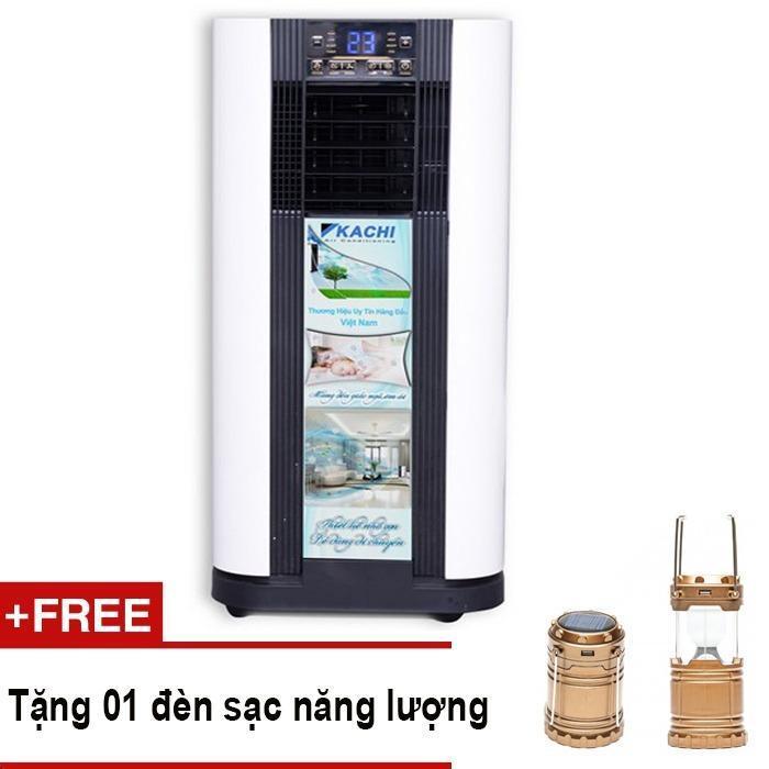 Máy lạnh di động Kachi KC-ML01 (MK20) + Tặng đèn sạc năng lượng mặt trời