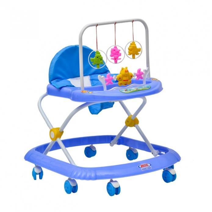 Xe tròn tập đi cho bé SONGLONG AA1 Màu Xanh Dương