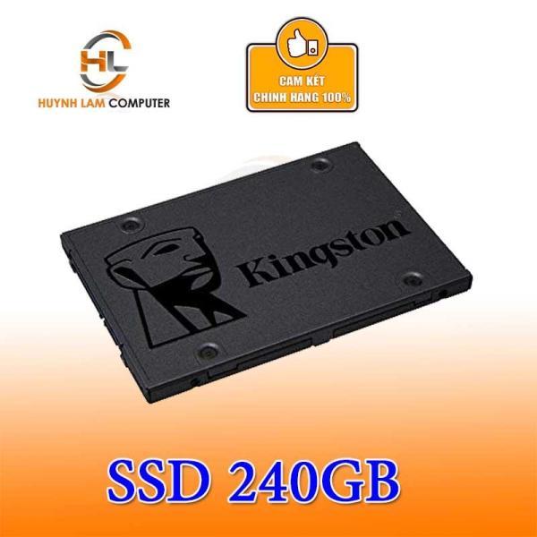 Giá SSD 240GB Kingston A400 tốc độ đọc/ghi 500/320mbs Vĩnh Xuân phân phối