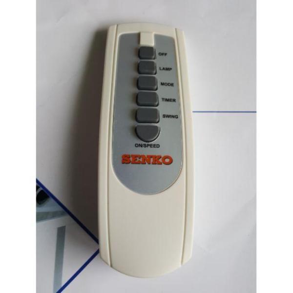 Remote điều khiển từ xa quạt Senko ( có Pin kèm theo)