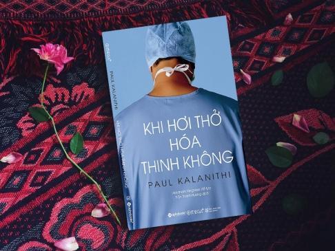 Khi Hơi Thở Hóa Thinh Không - Paul Kalanithi Nhật Bản