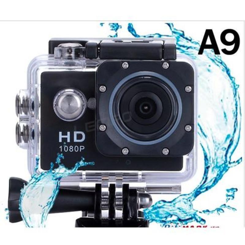 Camera hành trình 2.0  FULL HD 1080P Cam A9 chống nước