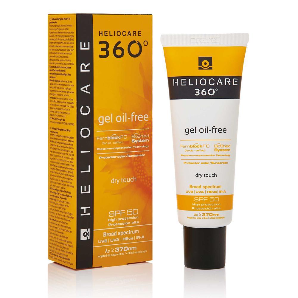 Kem Chống Nắng Heliocare 360 Gel Oil-Free SPF50 chính hãng