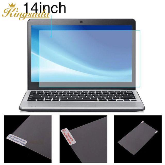 Kingsuda Screen Protector Laptop Protective Film Clear Portable 14 Inch