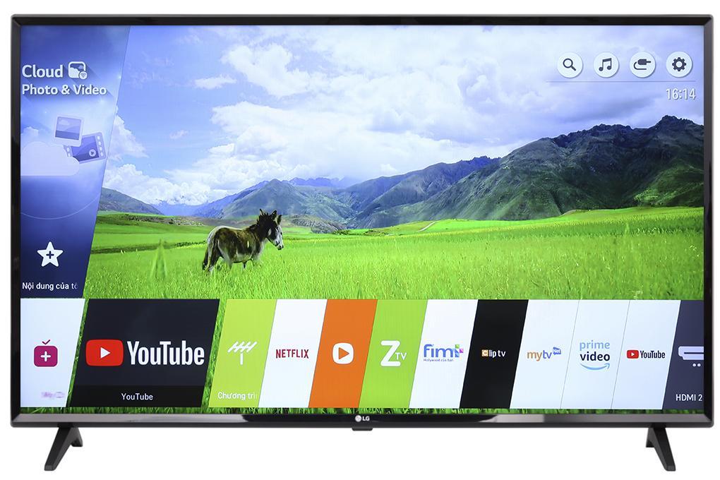 Smart TV LG 49 inch Full HD - Model 49LK5700PTA.ATV (Đen)