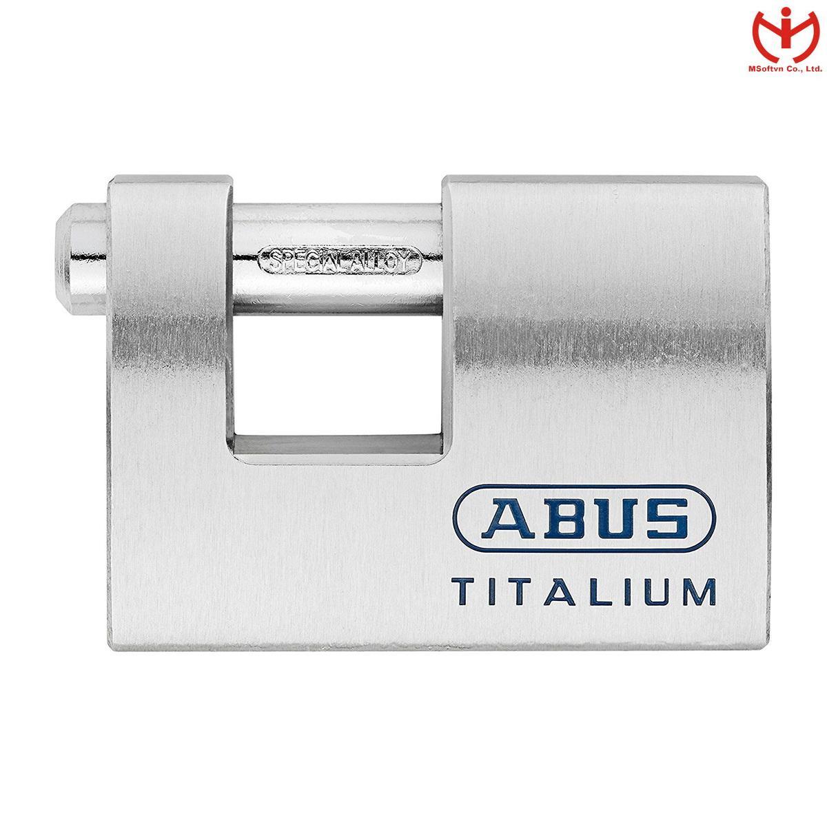 Khóa cầu ngang ABUS 98TI/90 (Titalium)