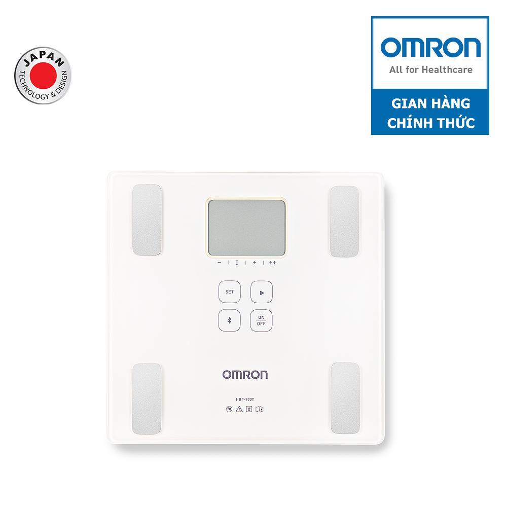 Máy đo lượng mỡ cơ thể Omron HBF-222T