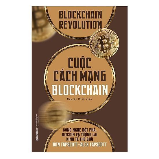Giá Quá Tốt Để Mua Sách - Cuộc Cách Mạng Blockchain